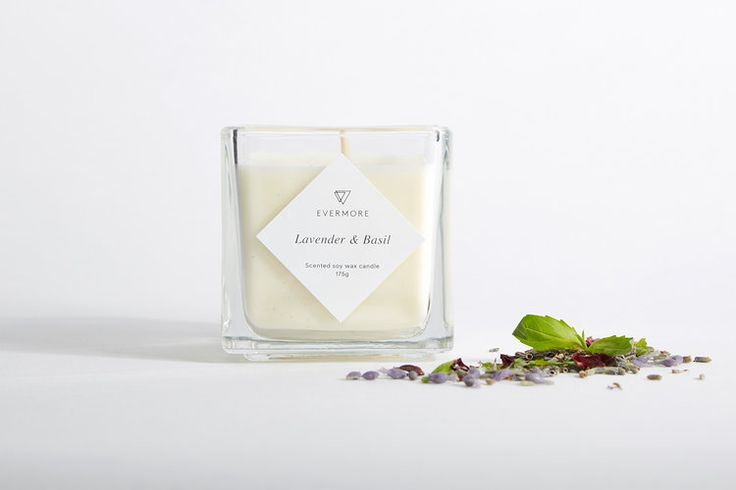 The Lavender & Basil Candle by Evermore features classic lavender, given a modern twist with a splash of herby basil. Nothing but essential oils are packed into this fragrant candle, featuring top grade, organic English lavender essential oil and grounded with basil essential oil to calm, relax and comfort. Lavender & Basil Candle by Evermore is available at Osmology. Shop your favourite boutique scented candles and home fragrance brands in one place.