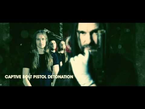 ▶ CARCASS - Captive Bolt Pistol (OFFICIAL LYRIC VIDEO) - \MM/