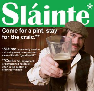 10 Irish Phrases, Sayings and words to learn for Ireland travel