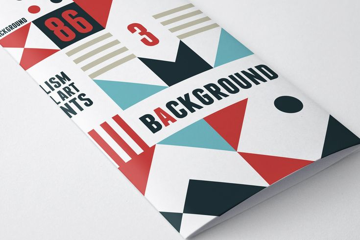 20 GEOMETRIC POSTERS & 70 SHAPES by Vanzyst on @creativemarket