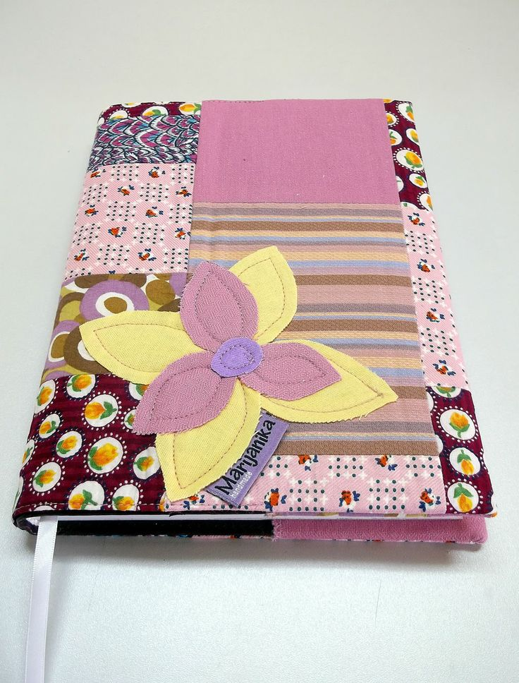 Book Cover Handmade Quilts : Best images about book hafti journal covers on