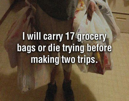 Anything Before Making Two Trips