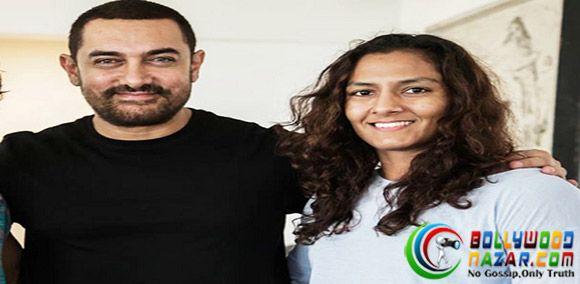 AAMIR KHAN'S WEDDING GIFT FOR GEETA PHOGAT IS VERY SPECIAL  #Bollywoodnazar #Aamirkhan