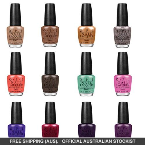 OPI Nordic Nail Polish Collection  #adorebeautydreamhaul