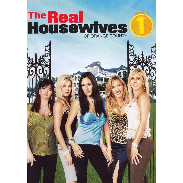 The Real Housewives of Orange County: Season One (2 Discs) (dvd_video)