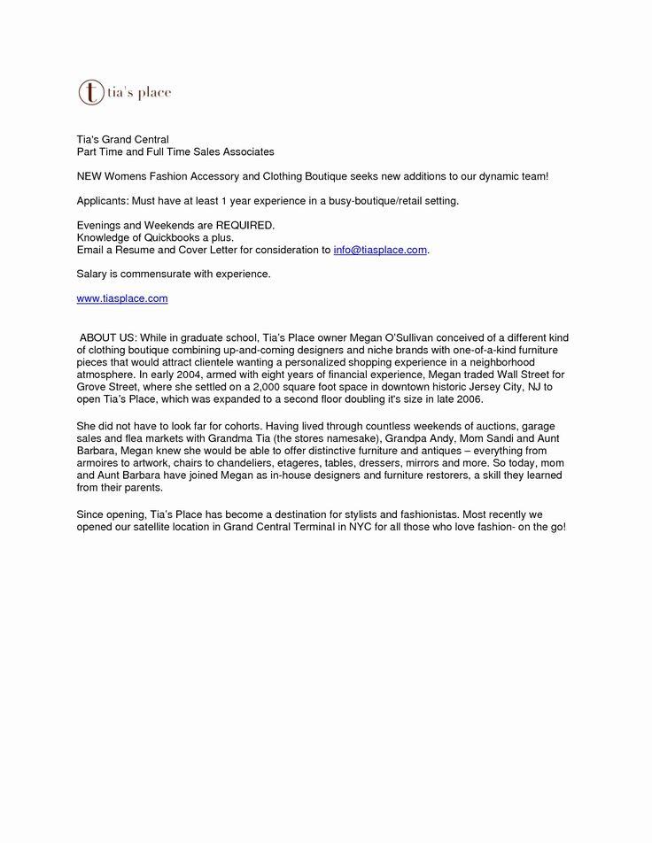 26+ Sales Associate Cover Letter Resume cover letter