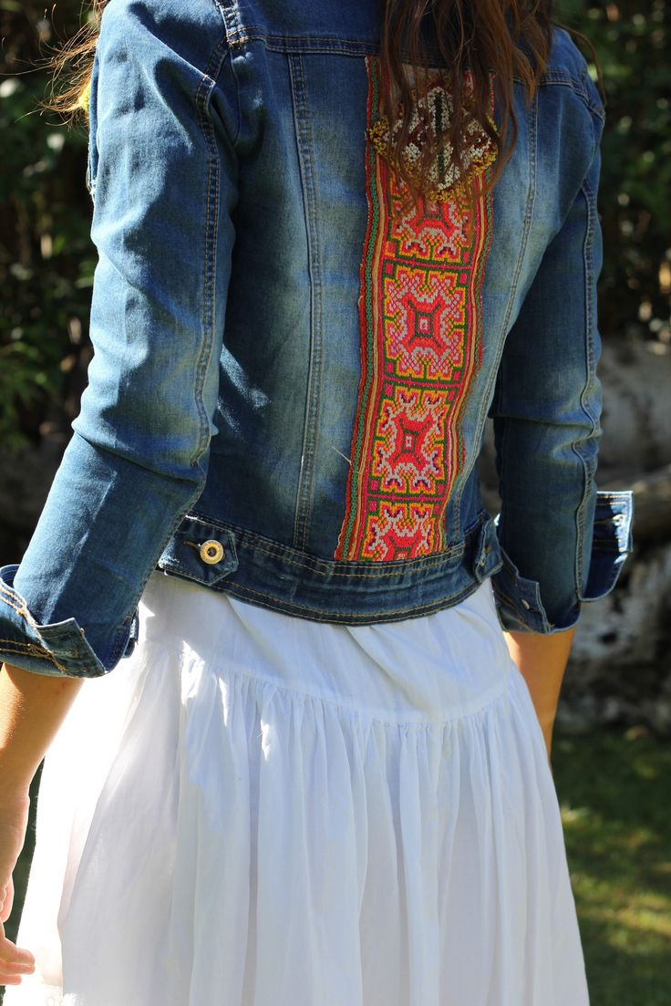 http://stylelovely.com/mytenida/2014/08/denim-ethnic-jacket