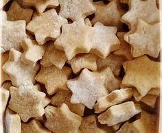 Recette Biscuits pour chiens par SandLu63 - recette de la catégorie Desserts & Confiseries
