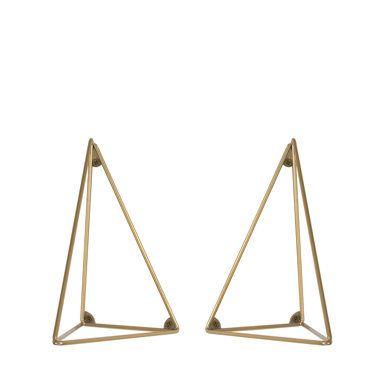 Konsoler Pythagoras 2-pack, Brass