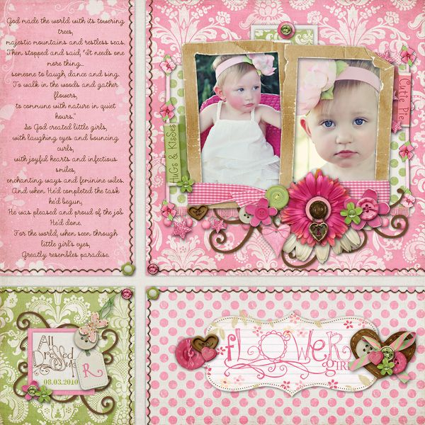 30 best images about Scrapbook Layouts - 2 Photos on ...