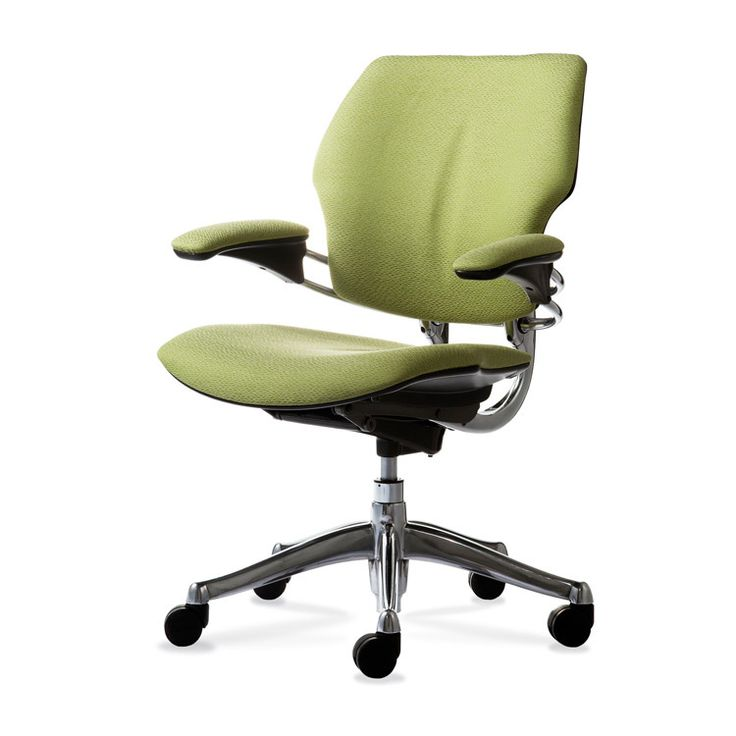 Ergoprise Ergonomic Store   Humanscale Freedom Chair In Squibble Herb,  $799.00 (http:/ Good Looking