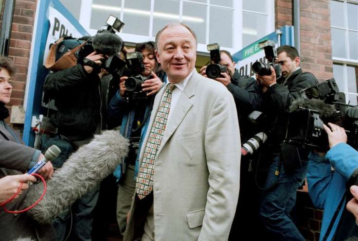 May 4,  2000: FIRST ELECTED MAYOR OF LONDON  -    Ken Livingstone becomes the first elected Mayor of London.