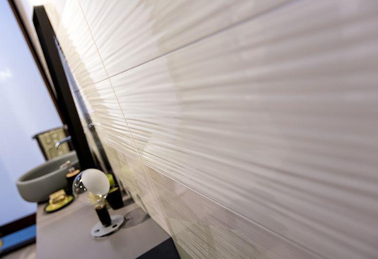 Ceramiche SUPERGRES: allestimento fieristico per CERSAIE 2015 BOLOGNA. Architettura espositiva realizzata da @Bottega su progetto di: architetto @Simone Testi. Coordinamento lavori: ufficio marketing Supergres