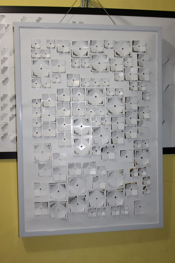 NIRMANA 3D | konstruk paper