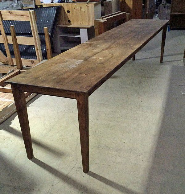 Farm house or refectory tables for sale