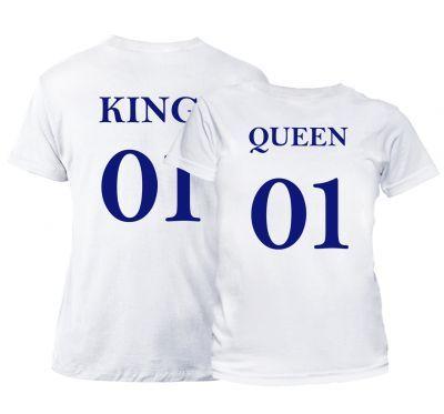 Alege setul de tricouri personalizate Perfect One deoarece este potrivit pentru un cuplu cu simtul umorului.Tricourile au design si mesaj haios, ideal pentru a fi daruit partenerului tau.