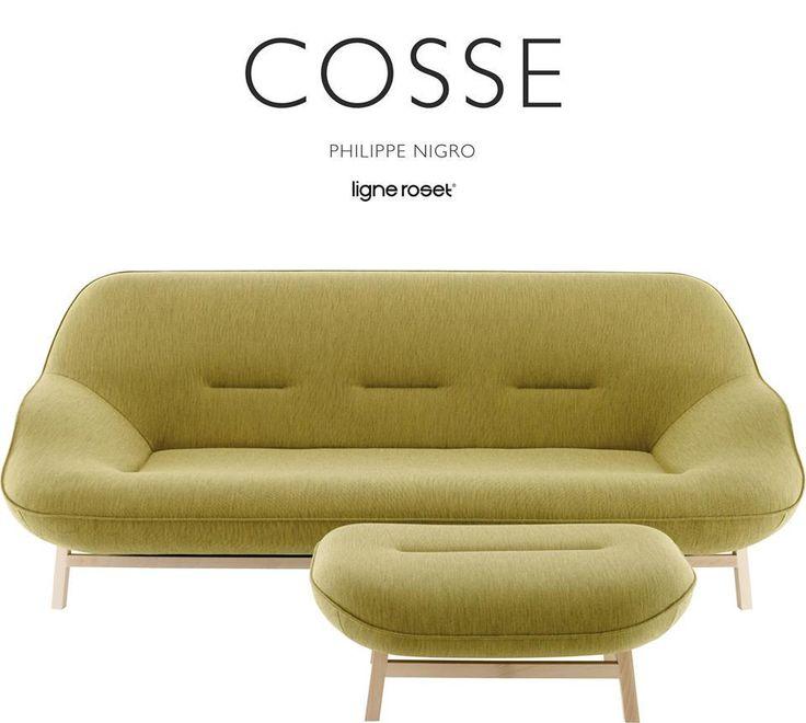 Cosse Sofa By Philippe Nigro Designed By Philippe Nigro With Comfort In  Mindu2026