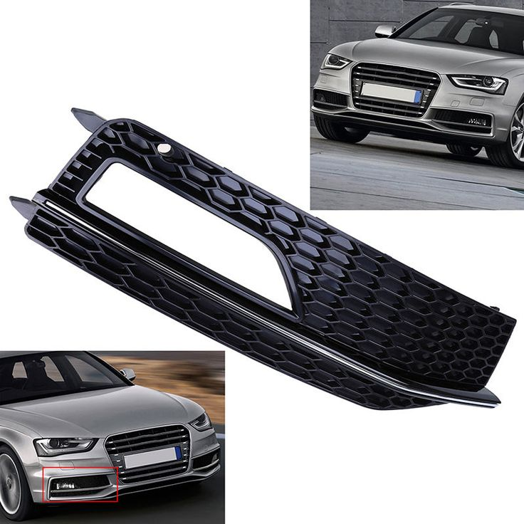 Fit for A udi A4 B8 2012-2015 Facelift. Fit For Part Number (Right) - Perfect match for the original car. - Gives your vehicle a clean and elegant style. We are only responsible for once re-sending expense for replacement due to defects. | eBay!