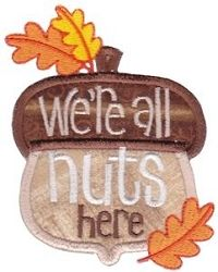 Thanksgiving Sentiments Applique 2 - 2 Sizes! | What's New | Machine Embroidery Designs | SWAKembroidery.com Bunnycup Embroidery