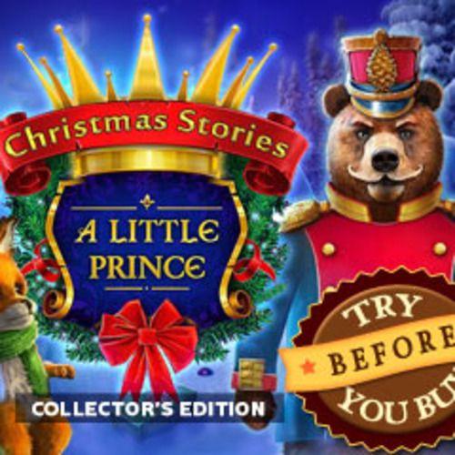 Christmas Stories: A Little Prince - Collectors Edition Game - Free Download Break the wicked spell of a vainglorious sorceress and save Christmas before its too late!