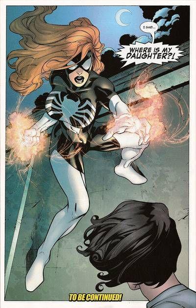 Spider-Woman aka Julia Carpenter