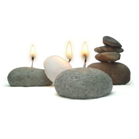 Videotutorial paso a paso muy sencillo con el que aprender a hacer velas con forma de piedras, solo con Estearina para velas de Gran Velada.