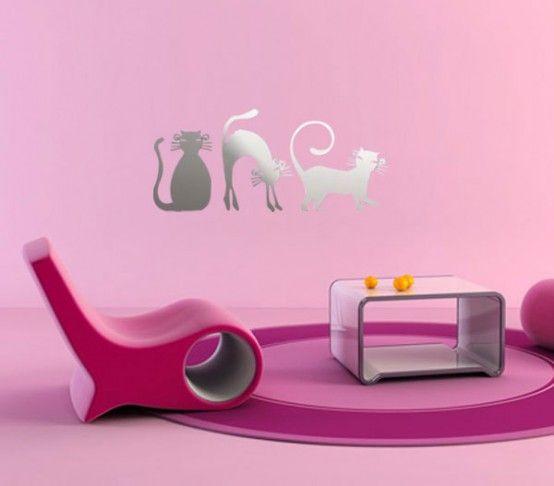 28 best Home ~ Cat Theme Room images on Pinterest | Cats, Cat stuff ...