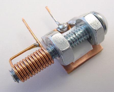Capacitor Variável Multivoltas Caseiro