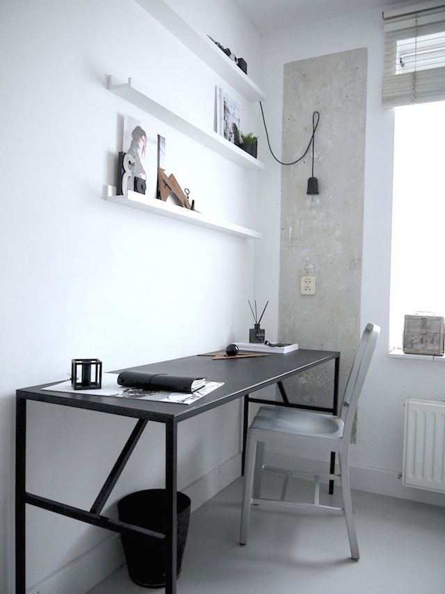 My home #studio #workspace #office #Emeco #chair #puikart #midori
