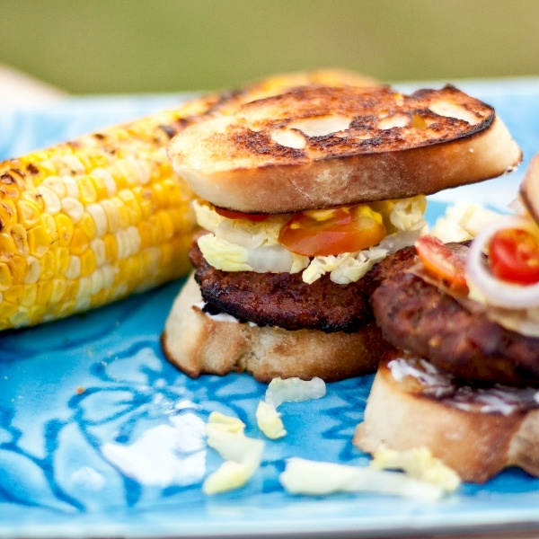 BBQ, Bacon burger | Grillin' & Chillin' | Pinterest