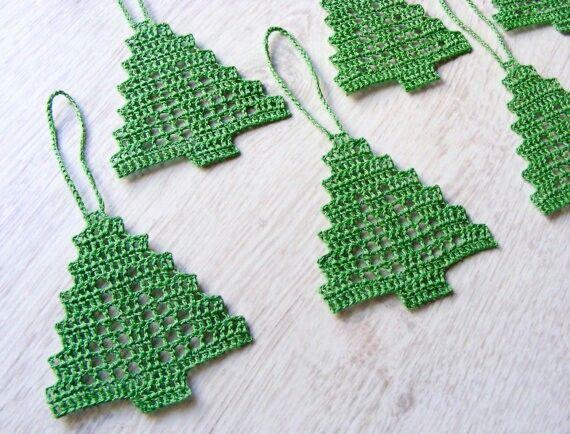 Crochet Fir-tree