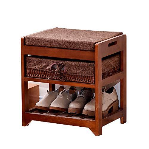Surprising Huifang Shoe Stool Simple Modern Garden Solid Wood Shoe Beatyapartments Chair Design Images Beatyapartmentscom