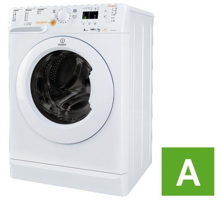 Lavadora Secadora 7kg/5kg de secado, 1600 r.p.m., Clase energética A