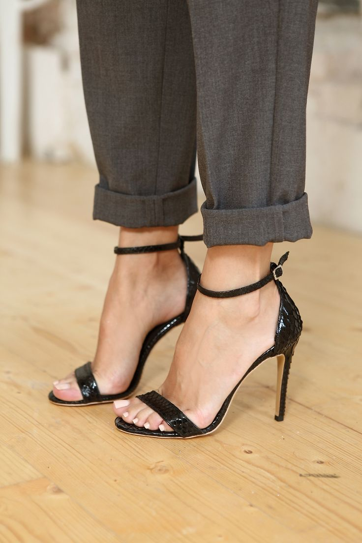 The Muse Python Sandals