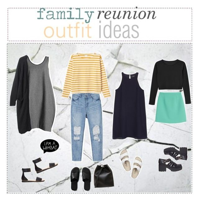 """family reunion outfit ideas ✧ macey"" by puretips ❤ liked on Polyvore"