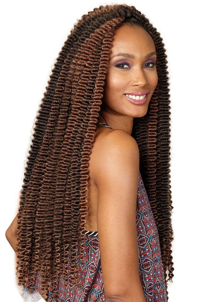 Crochet Braids Yaki Hair : Single Braids Hairstyles on Pinterest Braided Hairstyles, Box Braids ...