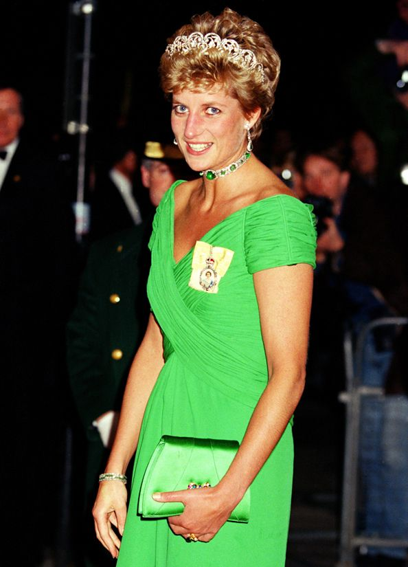 Princess Diana�s Gowns to Be Auctioned  #InStyle