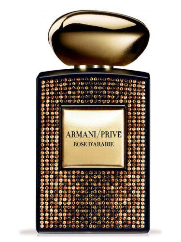 Armani Prive Rose d`Arabie Limited Edition Swarovski Giorgio Armani for women and men
