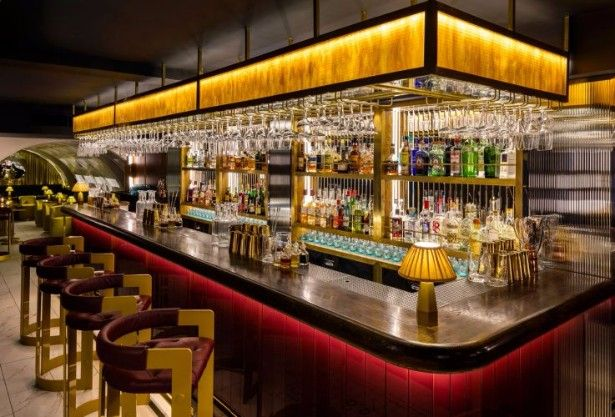 The Best Cocktail Bars In London You Must Try During 100 Design