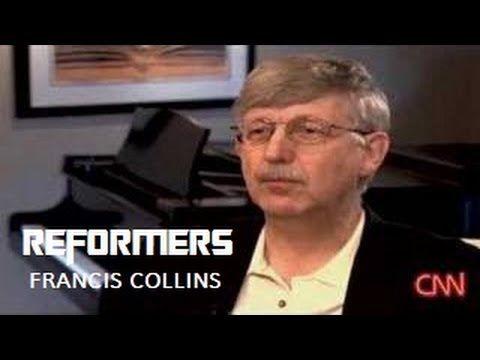 Testemunho de Francis Collins (Ex-Diretor do Projeto Genoma Humano)