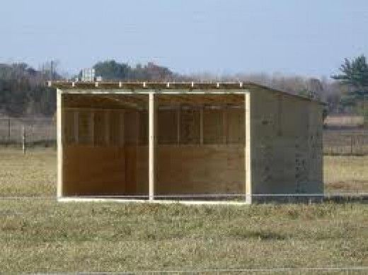 Small Hay Storage Shelter : Loafing sheds shed pinterest diy and crafts