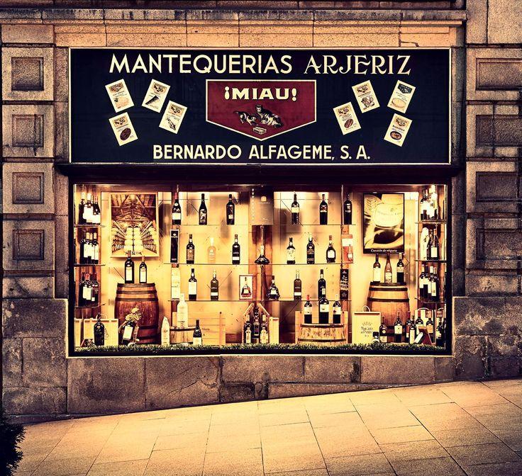 Streets in Vigo #Galicia