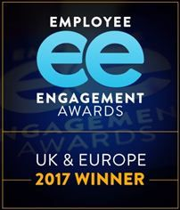 Southampton FC Homeserve RBS the Post Office and GSK among the winners of the 2017 UK & European Employee Engagement Awards in association with People Insight Gaming