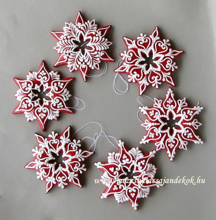 Snowflakes RECEPT