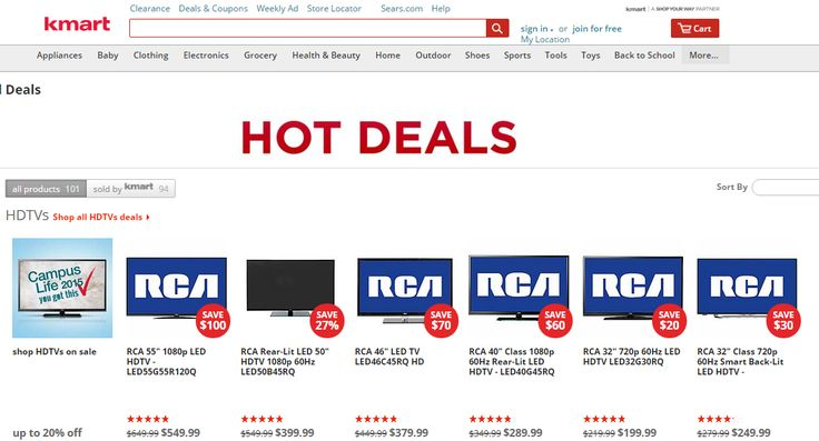 Back to Campus Sale! Up to 30% off Featured Hot Electronics at Kmart. The offer ends 29/08/2015.