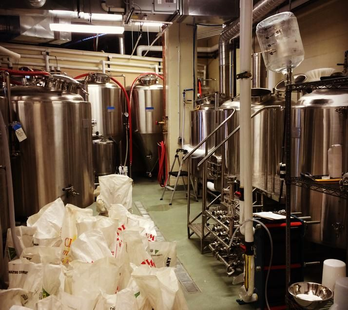 micro brewery equipment for sale in usa