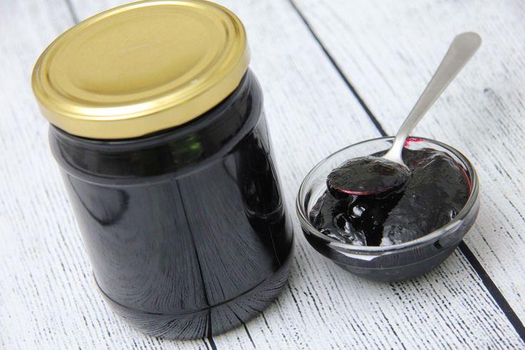Feketeribizli lekvár recept