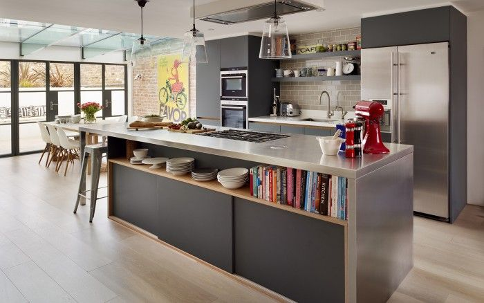 Roundhouse.   Bryan Kitchen Design London