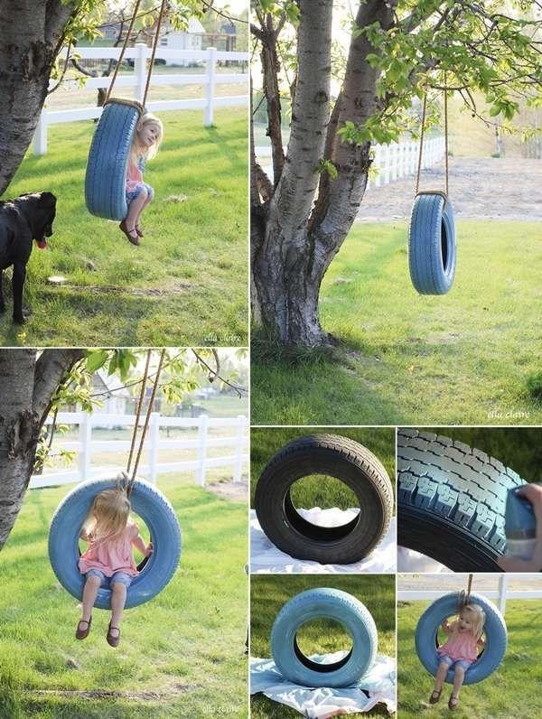 Taky Vám přijde fascinující, jak je možné využit starou pneumatiku? Některé nápady jsou vskutku úžasné, proto jsem se rozhodla, že jich zde pár uveřejním. Většinou jsem je našla někde na internetu,…