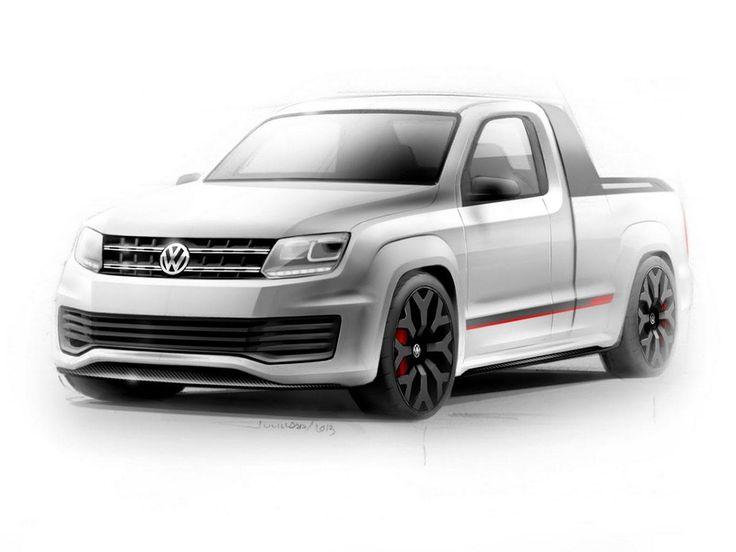 VW Amarok.